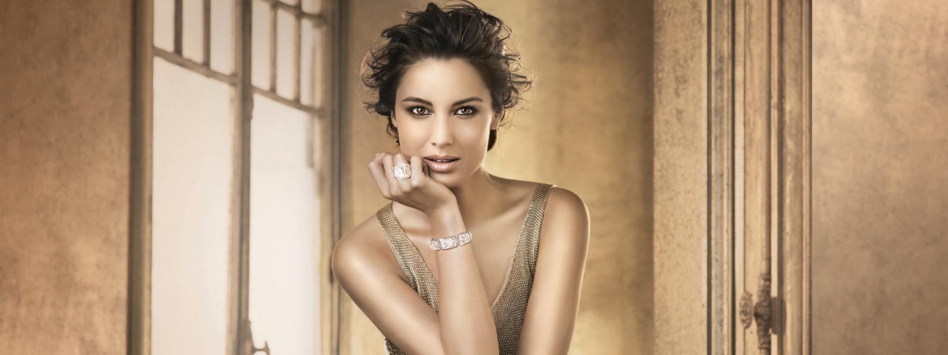Diamond dress rings - gemstone fashion rings